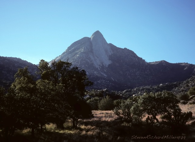 Indian Hollow and Sugarloaf Peak