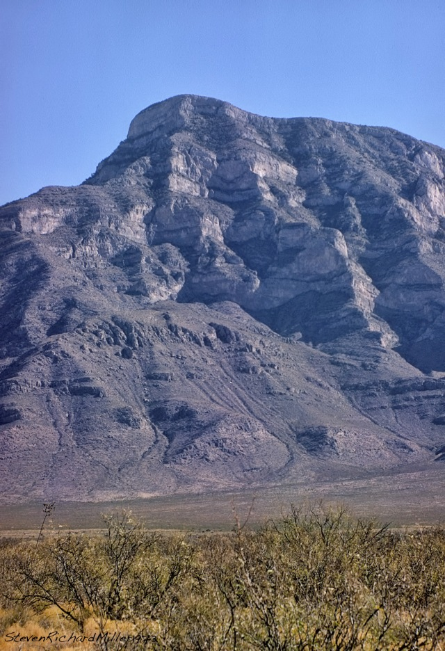 Big Hatchet Mountain