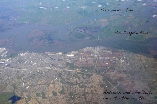 Antioch, CA and the Delta