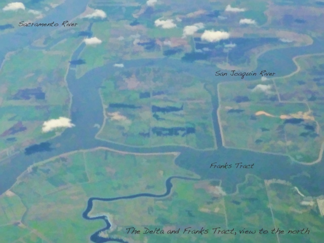 The Delta, with Franks Tract