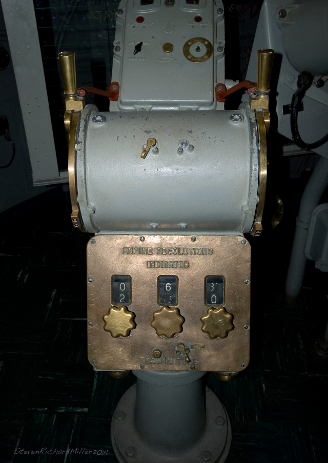 Control instrument