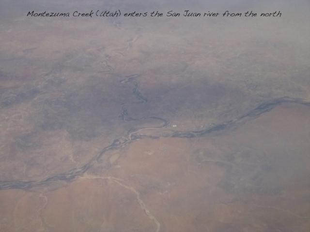 Montezuma Ck, Utah, on the San Juan river