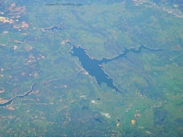 Pardee Dam, on the Mokelumne River