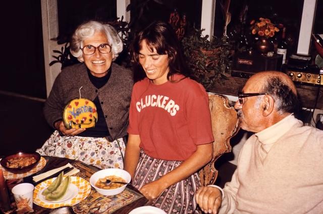 Kenna, Kathy and Bob