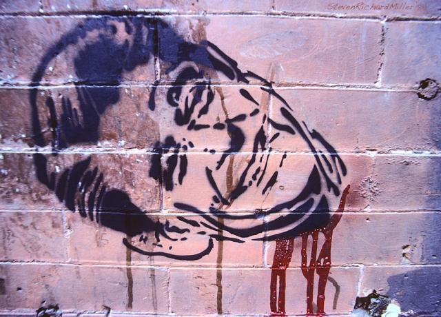 Reagan stencil