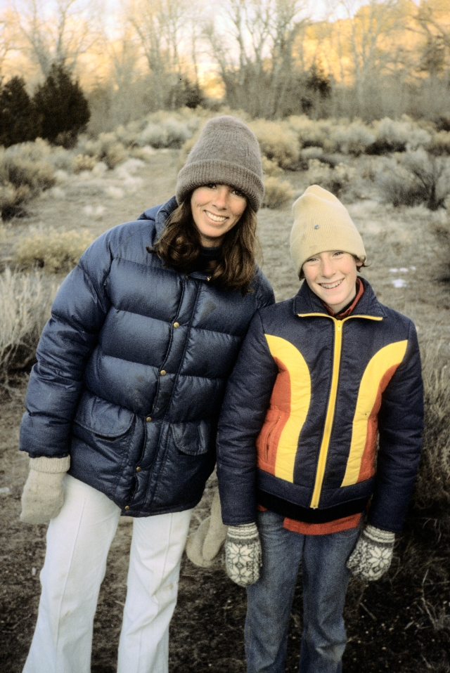 Ethan and Kathy Miller, 1979
