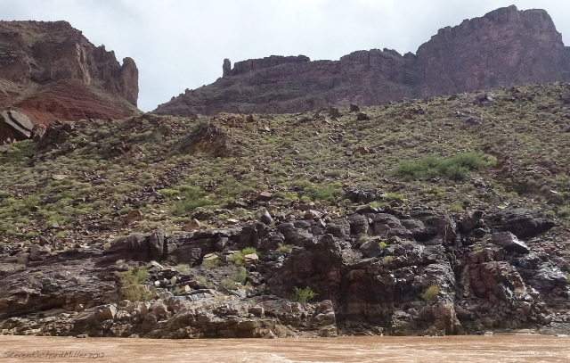 Below Son of Hance, the Hotauta Conglomerate