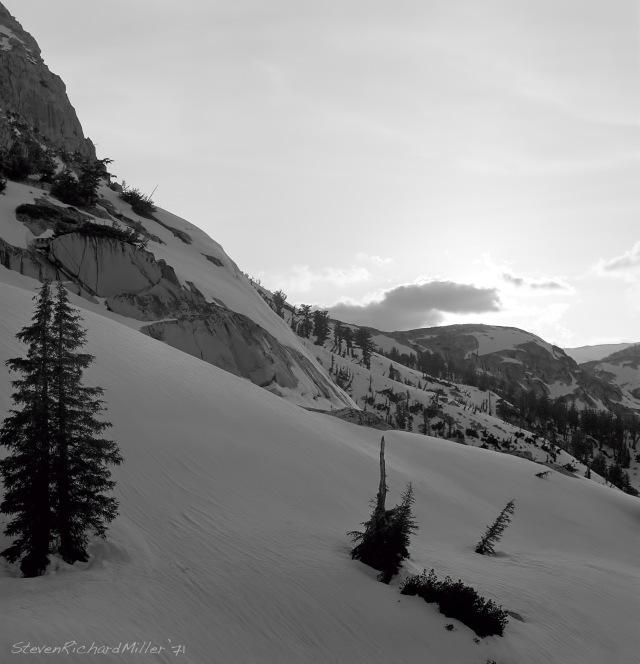 Sawtooth Ridge area