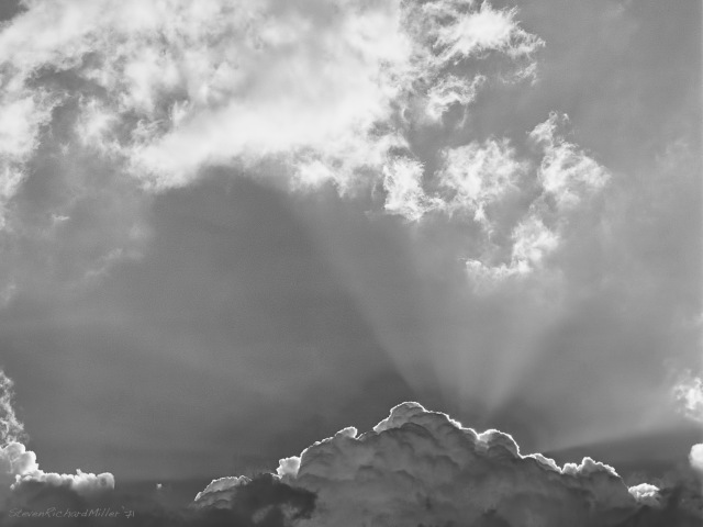 God beams