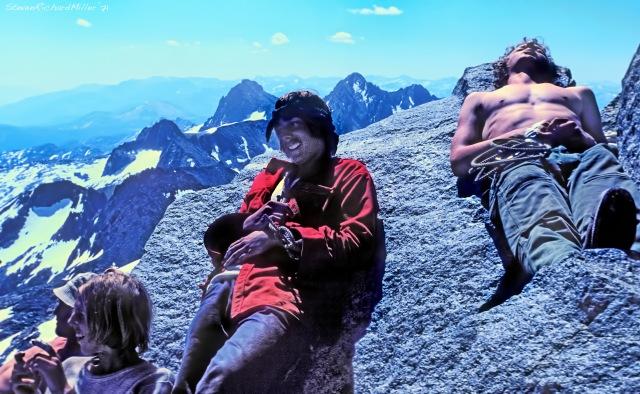 Mount Lyell summit