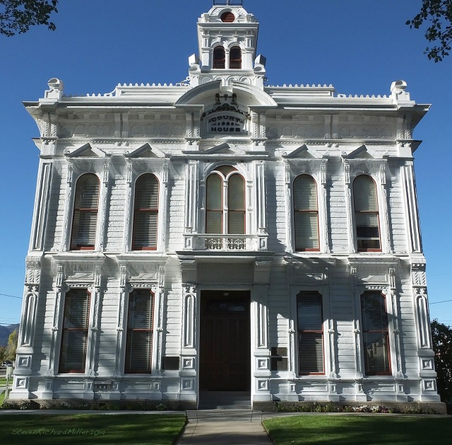 County courthouse, Bridgeport