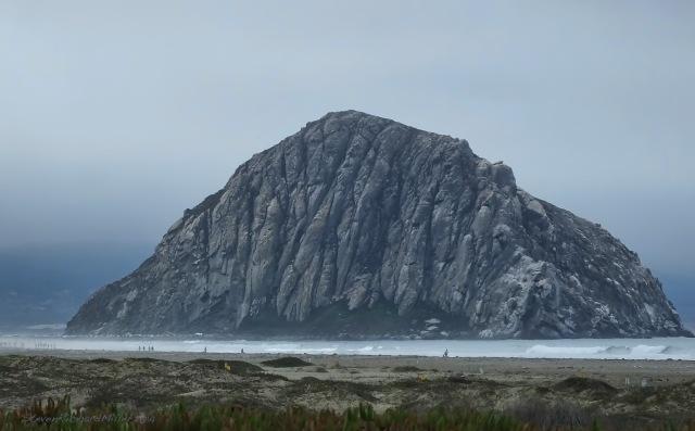 Morro Rock and Morro Strand