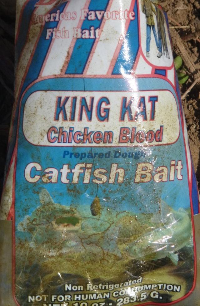 Catfish bait