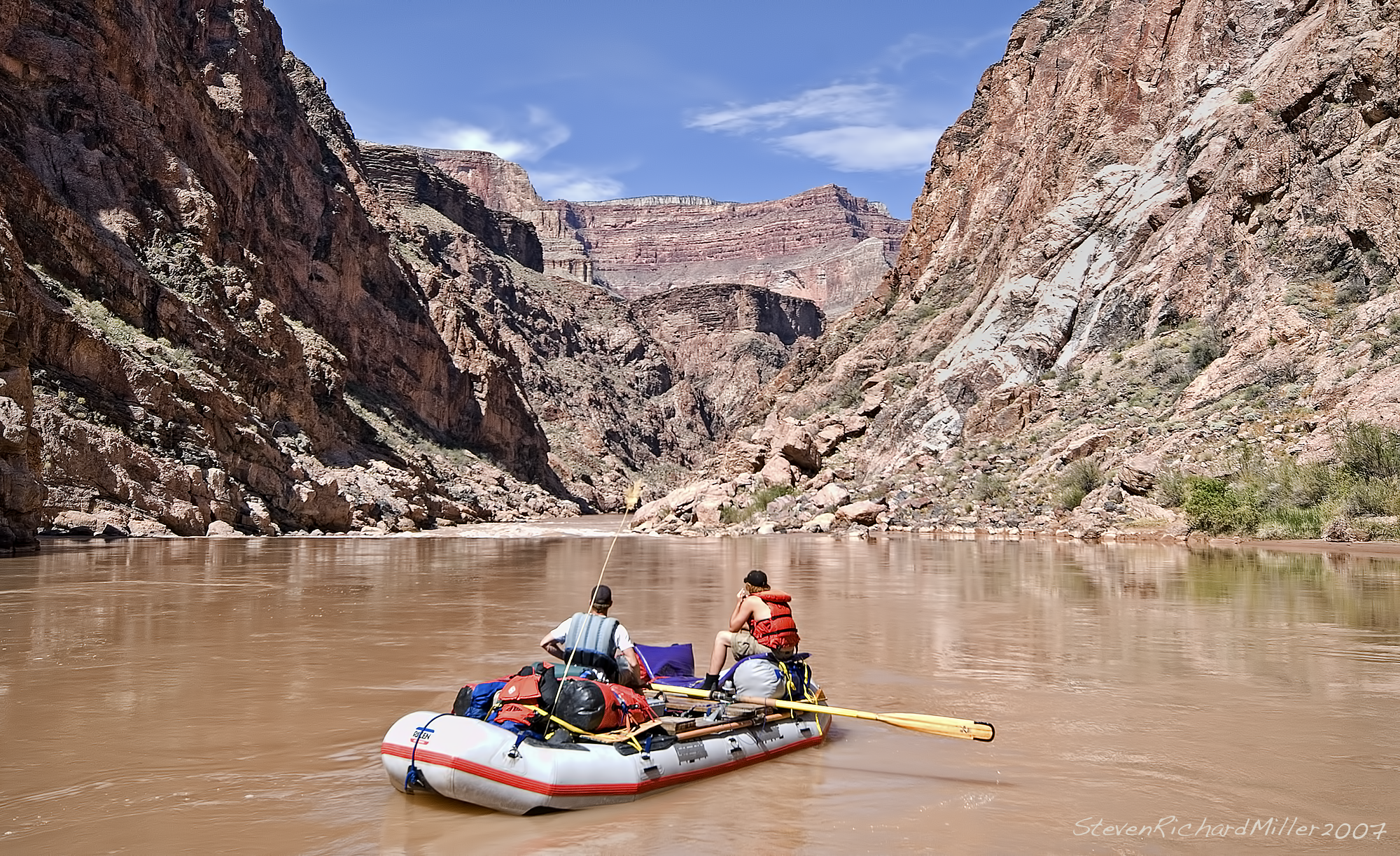 The Colorado River In The Grand Canyon The Gems Part 2