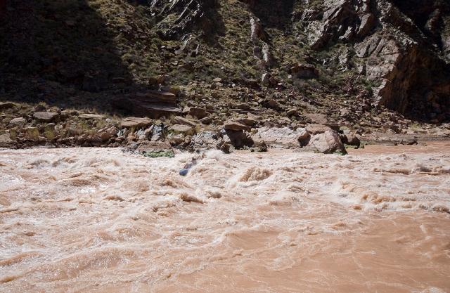 Waltenberg Rapid, Mile 112.1