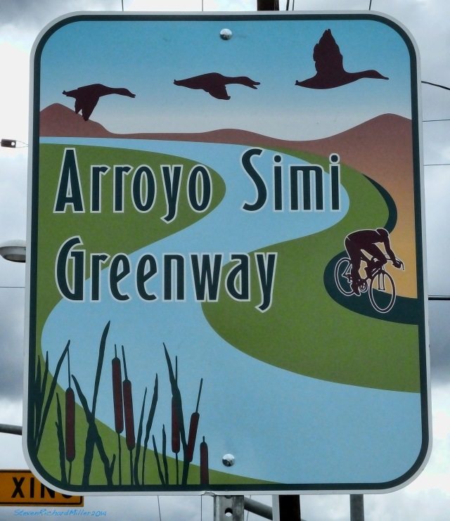 Greenway sign