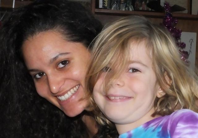 Kara and Amber