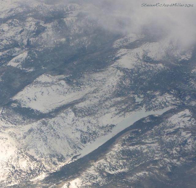 Tilden Lake, in northern Yosemite NP