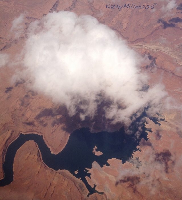Lake Powell, the San Juan Arm