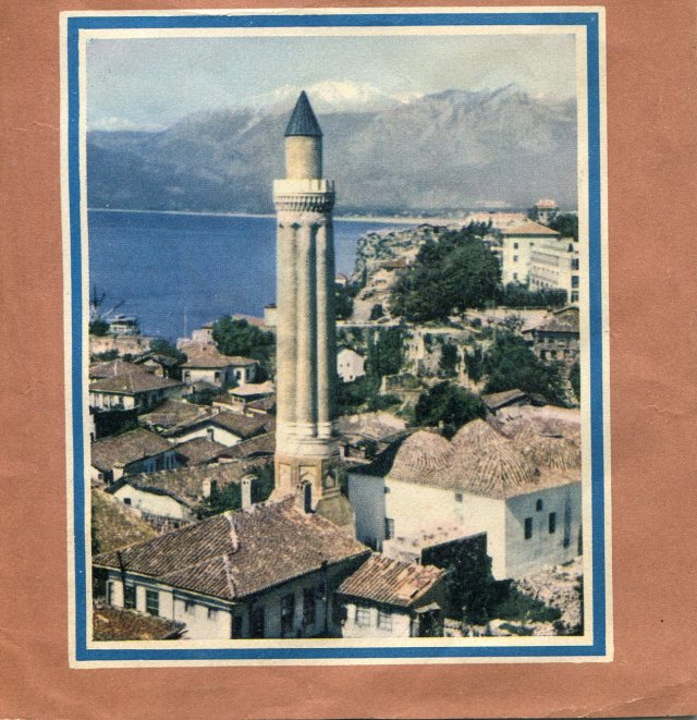 AntalyaBeyMtn.Turkey'63
