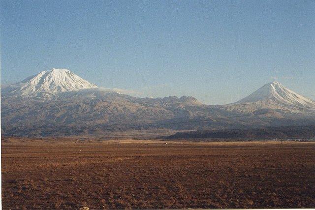 Mt. Ararat, Turkey, 18, 900'