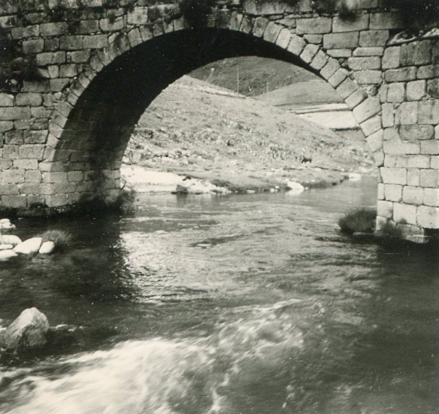 The Rio Tormes