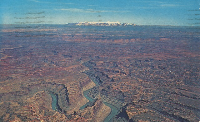 Canyonlands (postcard), April12, 1965