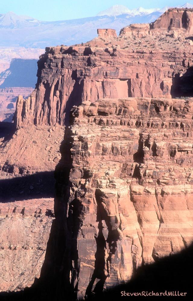 Canyonlands ShaferTrail view