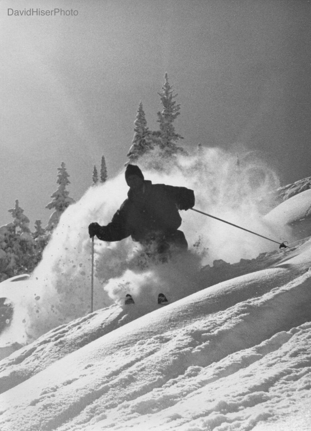 Me, International, Aspen Mountain, 1965
