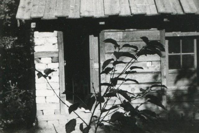 Hut@W.HimMtnInstManali'63
