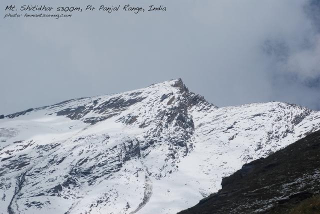 Mt Shitidar