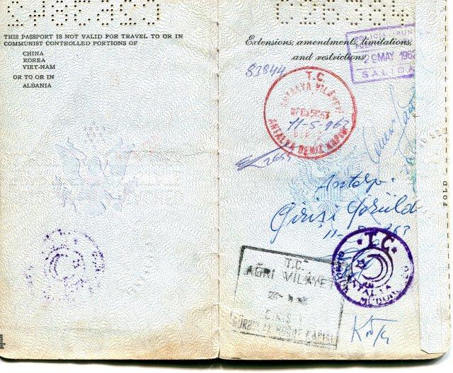 PassportTurkey