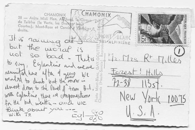 PostcardA.DuPlanEglantineBack'65