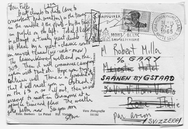 PostcardCapucinBack'65
