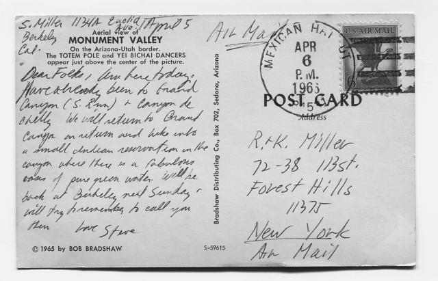 Backside of above postcard