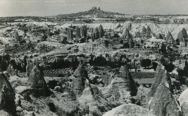 Valley of Goreme (postcard)
