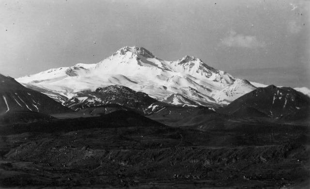 Erciyas Dag, 3070m (postcard)