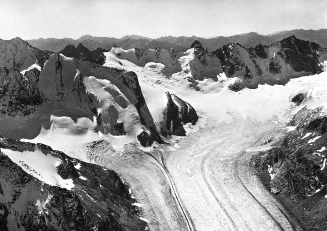 The Forno Glacier