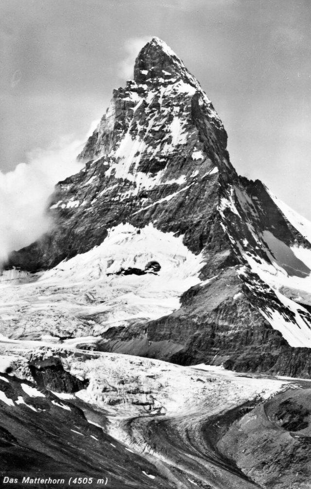 Matterhorn, August'62