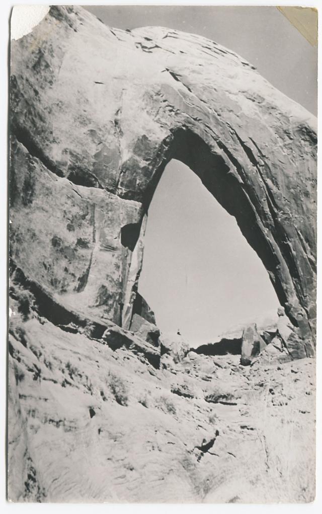 Utah, Fall 1965 (postcard)