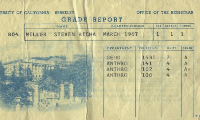 GradeReportMarch'67