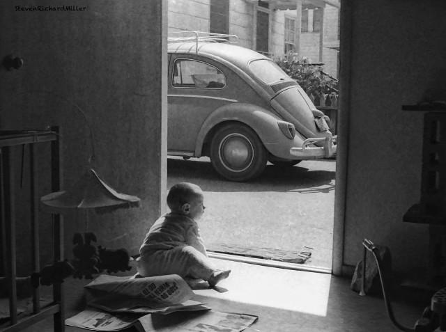 """Ethan's World"", 6th Street, Berkeley, CA, 1967"