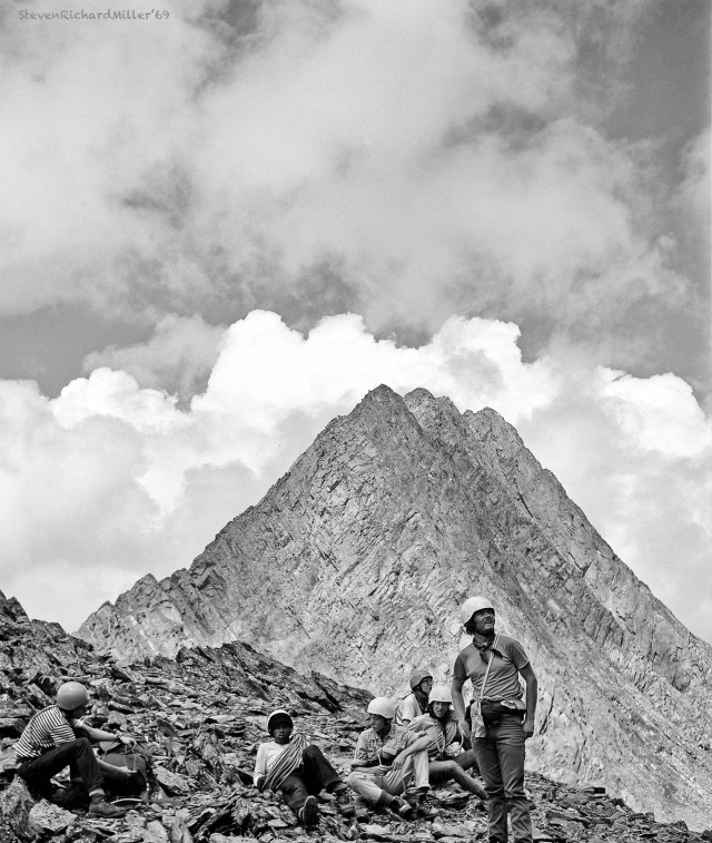 Mt. Vestal