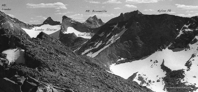 Mt. Bonneville