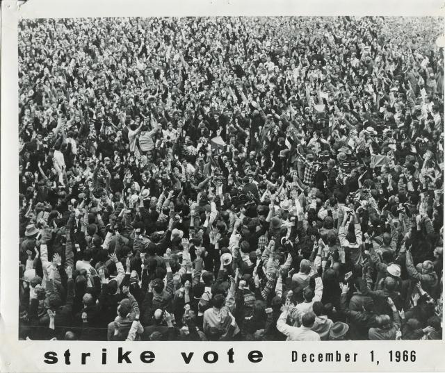 StrikeVote'66