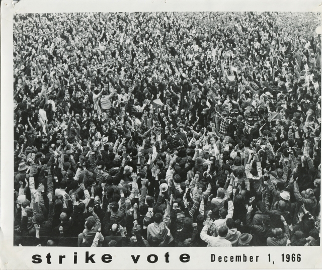 StrikeVote'66
