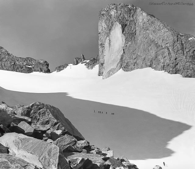 Lander Glacier