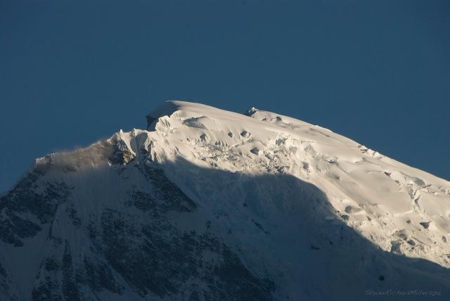 Summit of Huascaran Sur