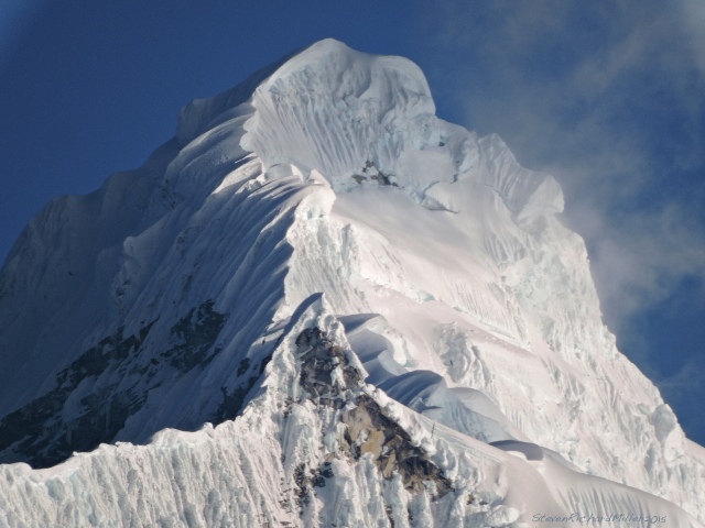 Chopicalqui summit detail (20,846')