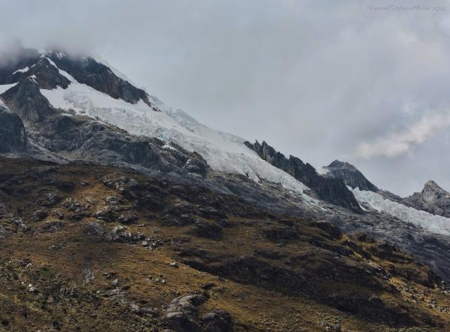 Yanapaccha glacier